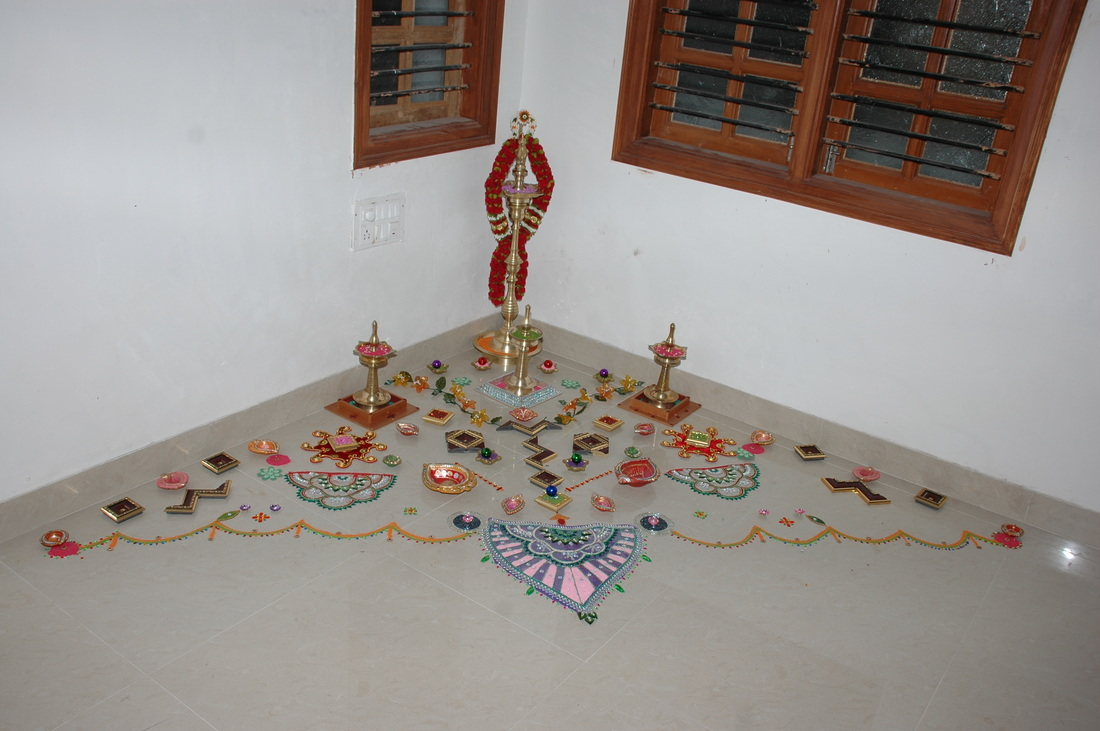 House warming chittara for Decoration images